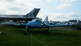 Cessna-Leichtflugzeug Lizenzfreie Stockfotografie