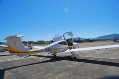 Cessna nivå Royaltyfria Foton