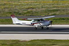 Cessna Skyhawk Royalty Free Stock Images