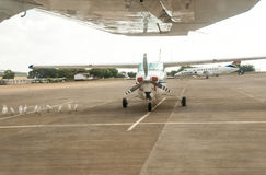 Cessna in South Africa Royalty Free Stock Photos