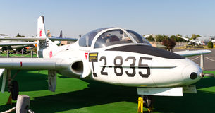 Cessna T-37 Tweet Royalty Free Stock Photo