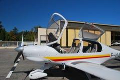 Diamond aircraft plane Royalty Free Stock Image