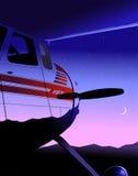 Cessna195 Stock Photography