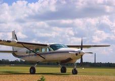 Cessna Wohnwagen Stockfoto