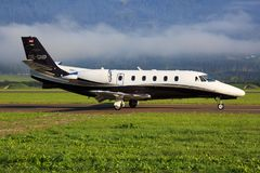 Cessna560xls Citaat stock afbeeldingen