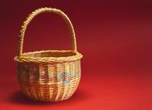 cesta Foto de archivo libre de regalías