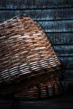 cesta bonita imagem de stock
