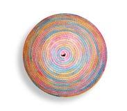 Cesta colorida fotografía de archivo libre de regalías