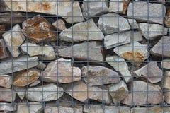 Cesta da rocha Fotografia de Stock