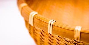 Cesta da textura Imagem de Stock Royalty Free