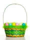 Cesta de Easter Fotografia de Stock