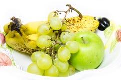 Cesta de fruto Imagens de Stock Royalty Free