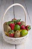 Frutos exóticos Imagem de Stock