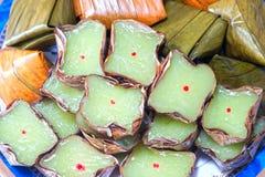 Cesta del bocado una torta tradicional del año. Imagenes de archivo