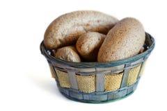 Cesta do pão de Graham Imagem de Stock Royalty Free