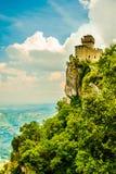 Cesta fortress, San Marino Stock Photography
