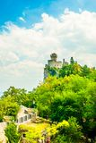 Cesta fortress, San Marino Royalty Free Stock Photos