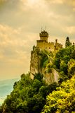 Cesta fortress, San Marino Stock Photos