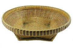 A cesta tailandesa pode conter coisas Fotografia de Stock