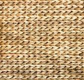 Cesta tejida Foto de archivo libre de regalías