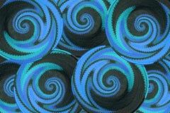 Cestas de alambre africanas como fondo Imagen de archivo libre de regalías