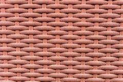 Cestas que tejen florecientes de la dalia Fondo de la textura de la pared Foto de archivo libre de regalías