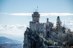 Cestatoren van San Marino Italy Royalty-vrije Stock Fotografie