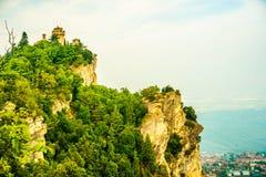 Cestavesting, San Marino Royalty-vrije Stock Afbeelding