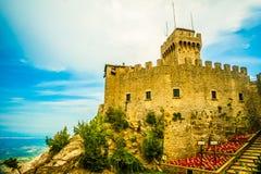 Cestavesting, San Marino Stock Fotografie