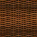 Cestería texturizada de madera decorativa abstracta Fotos de archivo