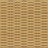 Cestería texturizada de madera decorativa abstracta Fotografía de archivo