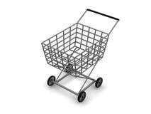 Cestino del consumatore. Fotografie Stock