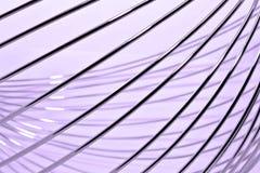 Cestino del metallo Fotografia Stock