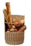 Cestino del pane Immagini Stock Libere da Diritti