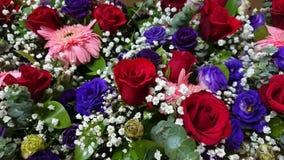 Cestino delle rose Fotografie Stock