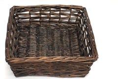 Cestino di bambù Immagine Stock