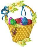 Cestino di Pasqua illustrazione vettoriale