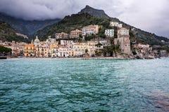 Cetara - Amalfi Coast Royalty Free Stock Photo