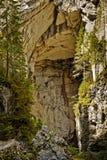 cetatile ponorului för grotta Arkivbild