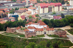 Крепость Cetatuia Стоковые Изображения RF