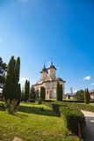 Cetatuia Monastery Stock Photo