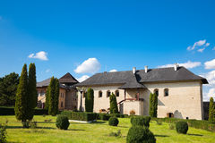 Cetatuia Monastery Stock Images