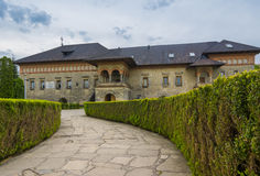 Cetatuia Monastery in Iasi, Romania Royalty Free Stock Photos