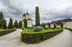 Cetatuia Monastery in Iasi, Romania Stock Photo