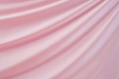 Cetim cor-de-rosa imagens de stock