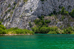 Cetina River Canyon Stock Images