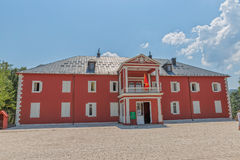 Cetinje King Nicholas Museum Royalty Free Stock Photo
