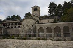 Cetinje monaster Obrazy Royalty Free