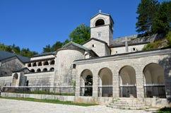 Cetinje Monastery Stock Photo