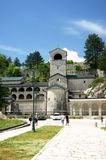 Cetinje monastery Royalty Free Stock Images